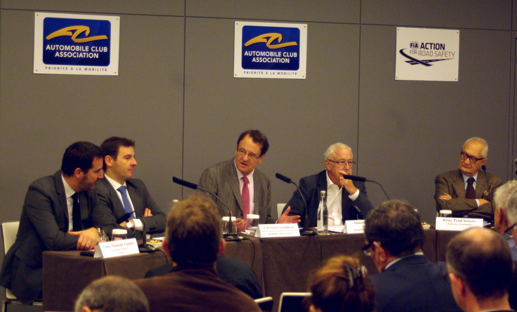 Table ronde ACA 22 octobre 2013